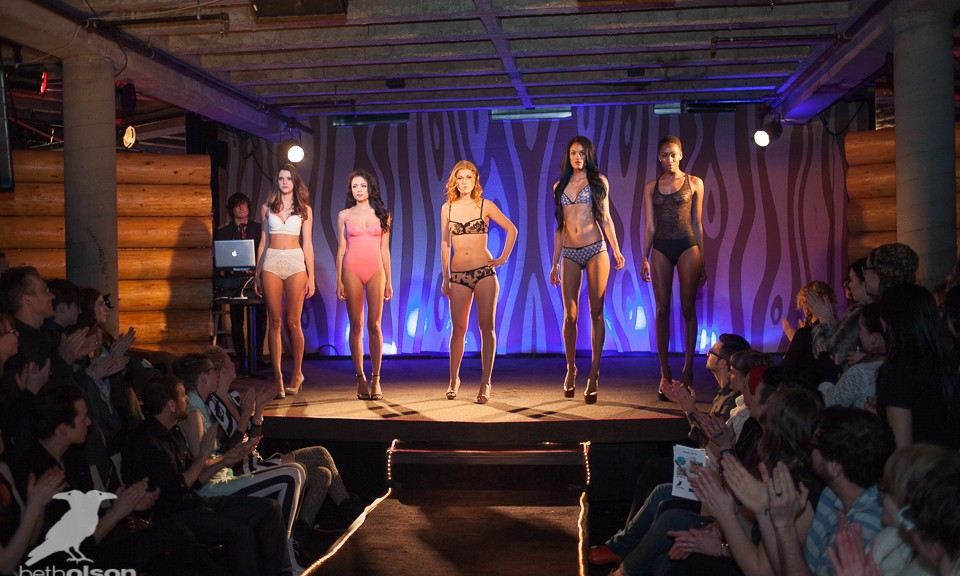 Unmentionable 2014: A Lingerie Exposition