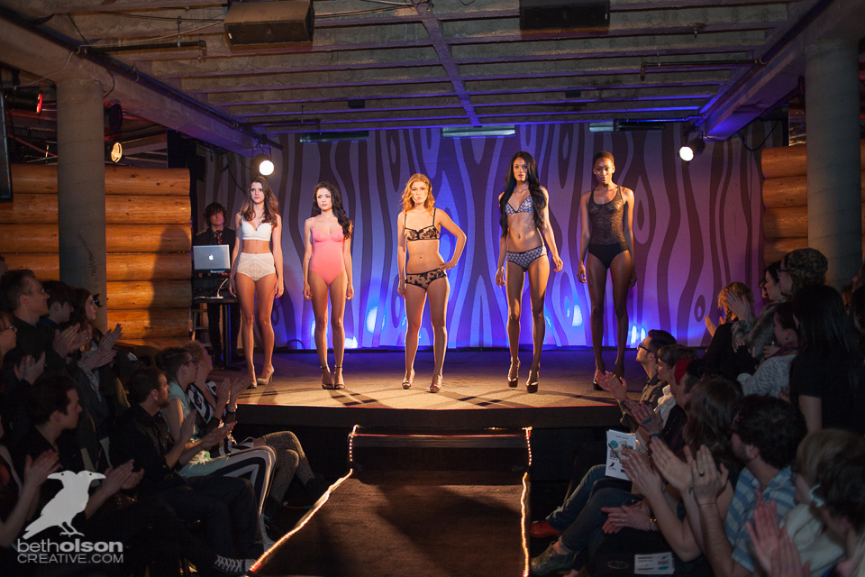 PHOTOS: Unmentionable Lingerie Fashion Show