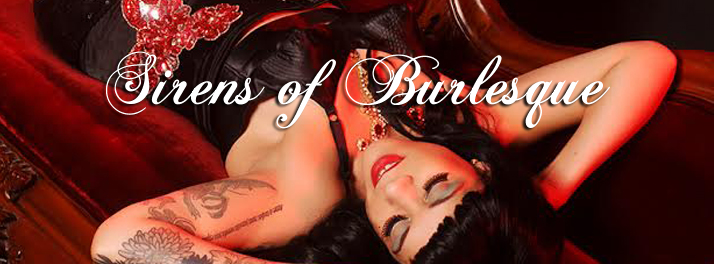 PDX Sirens of Burlesque