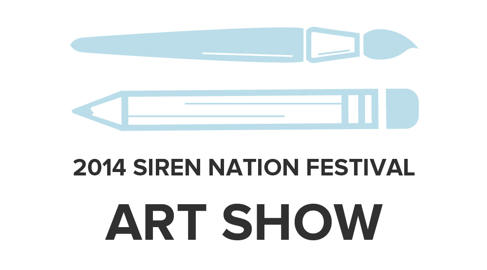 2014 Siren Nation Visual Arts Show: Natural Wonders