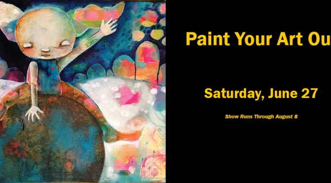 Paint Your Art Out 2015