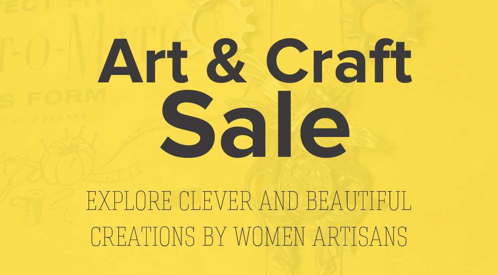 2014 Art & Craft Sale