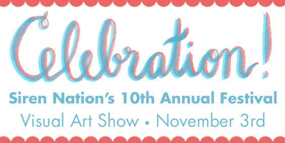Group art show: Celebration!