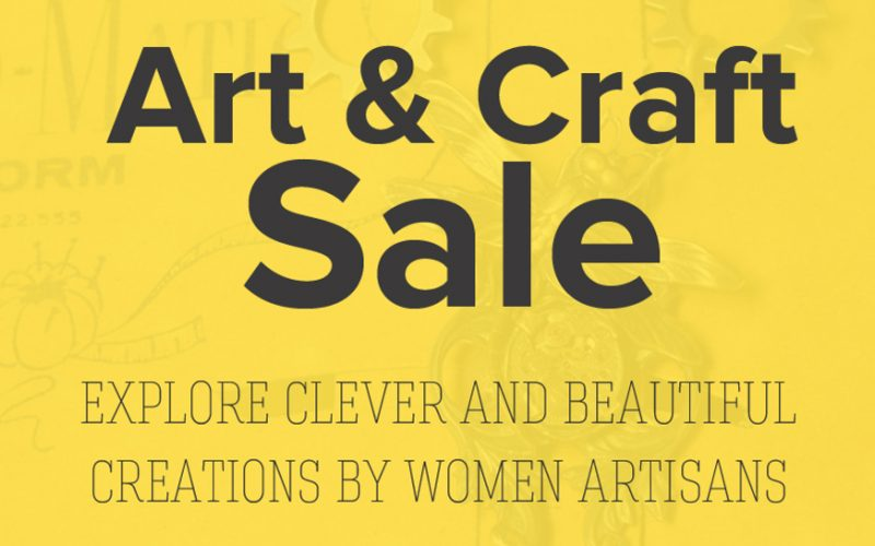 2013 Art and Craft Sale