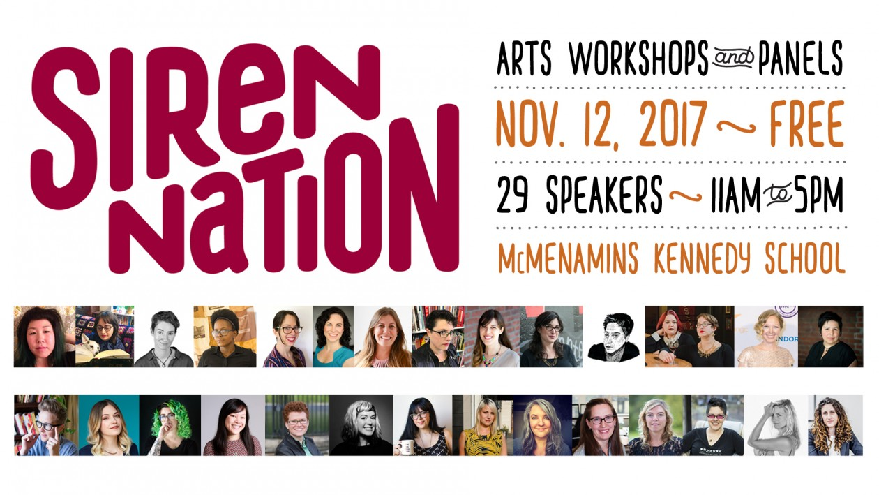 Siren Nation Arts Workshops & Panels