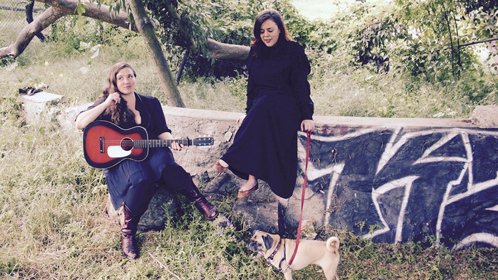 Jolie Holland & Sam Parton at the Old Church