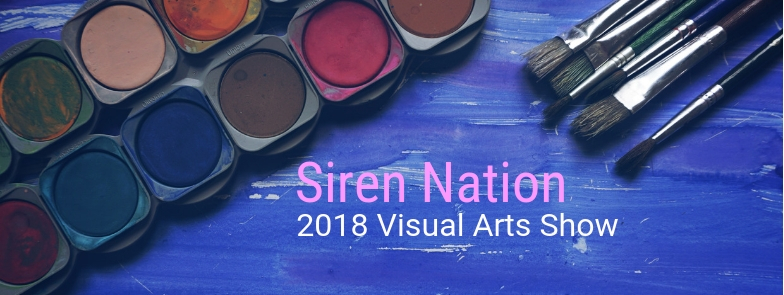 Siren Nation's 12th Annual Visual Arts Show: TRANSFORM!