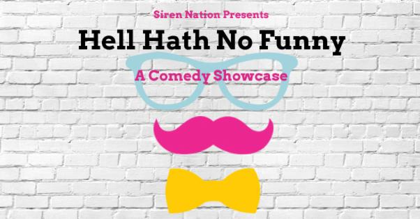 Hell Hath No Funny! Comedy / Nov. 9 / Alberta St. Pub