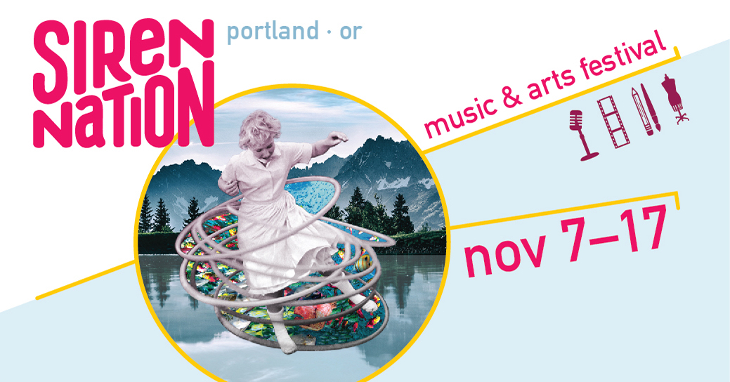 The 13th Annual Siren Nation Festival / Nov. 7-17