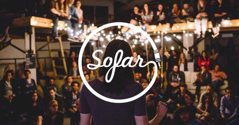Sofar Sounds / Girl Power: Nov. 7