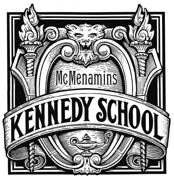 McMenamins Kennedy School Logo